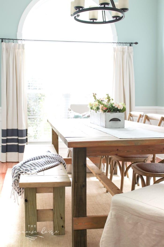 Gorgeous DIY Dining Table Ideas