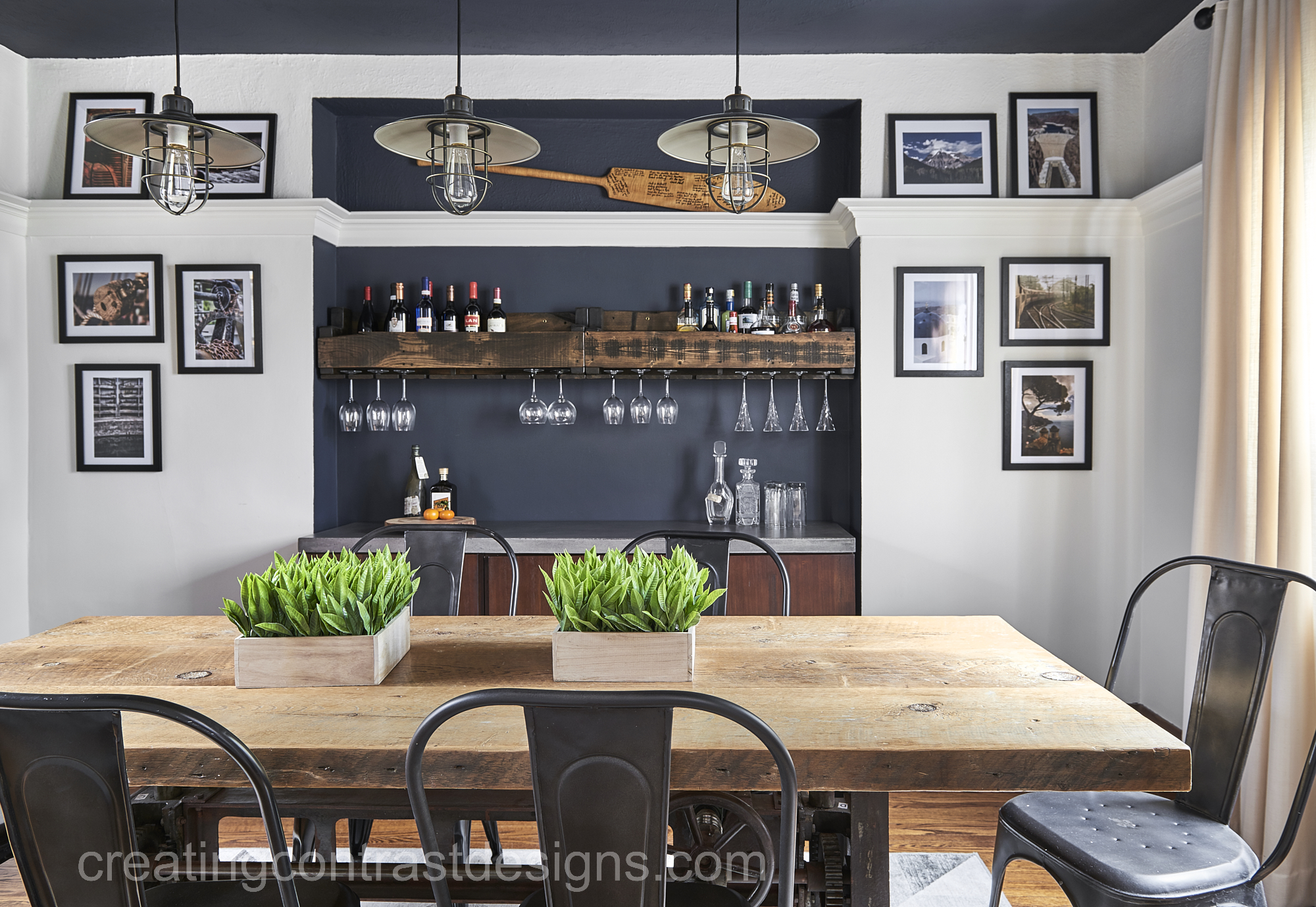 The Best Home Decor Paint Colors Hale Navy The