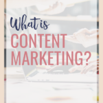 "Image with text overlay that says ""what is content marketing?"""