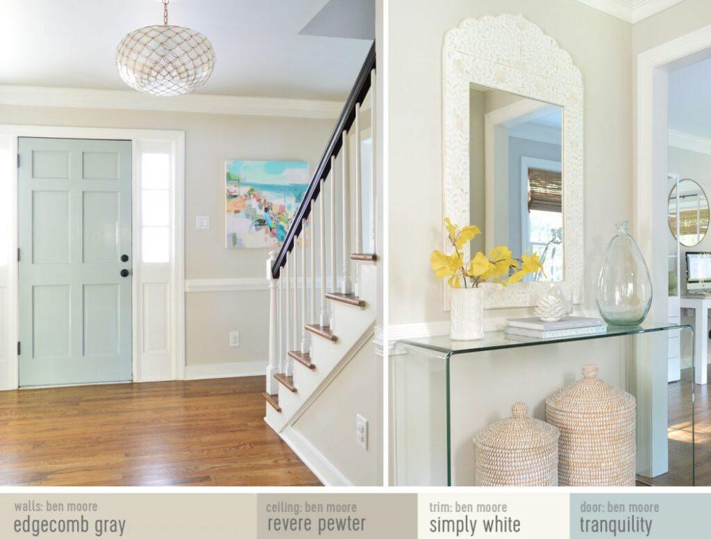 Best Home Decor Paint Colors Edgecomb Gray The Turquoise Home,United Airlines Free Baggage For Military