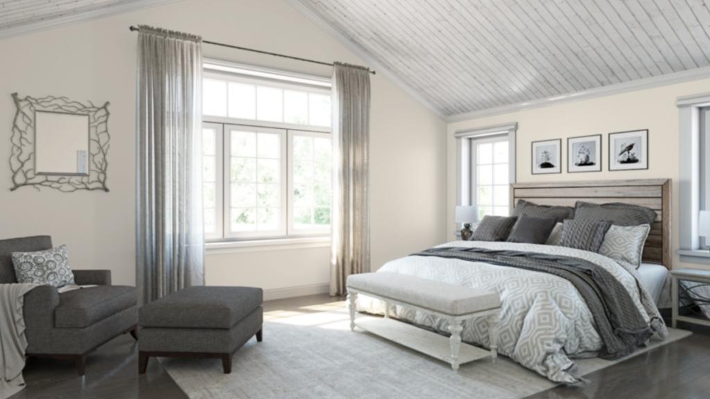 Shoji White bedroom