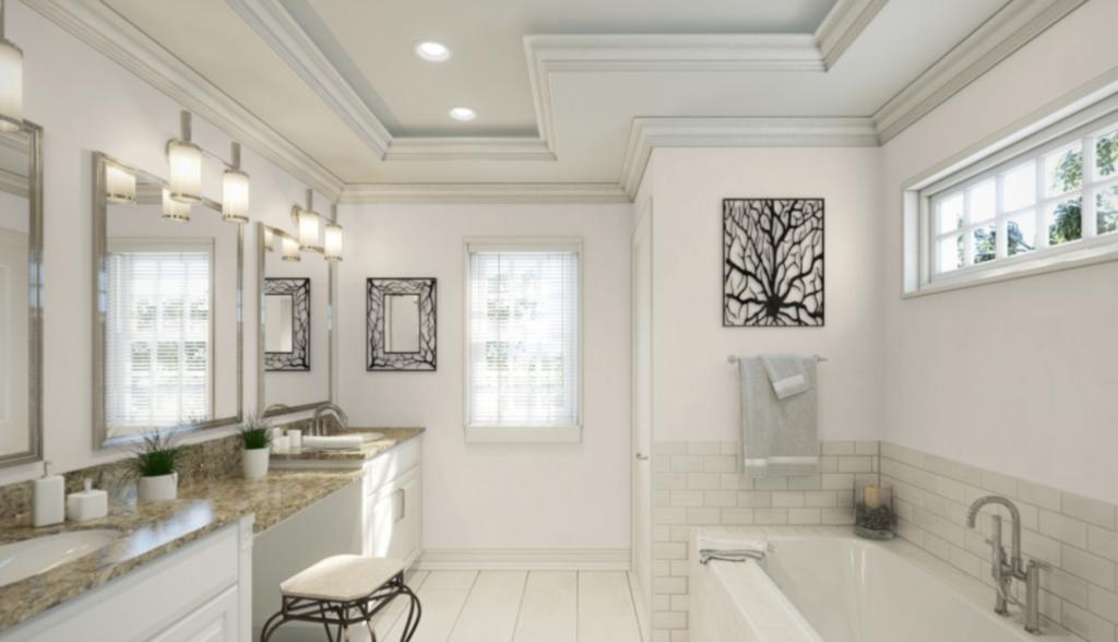 Shoji White Bathroom