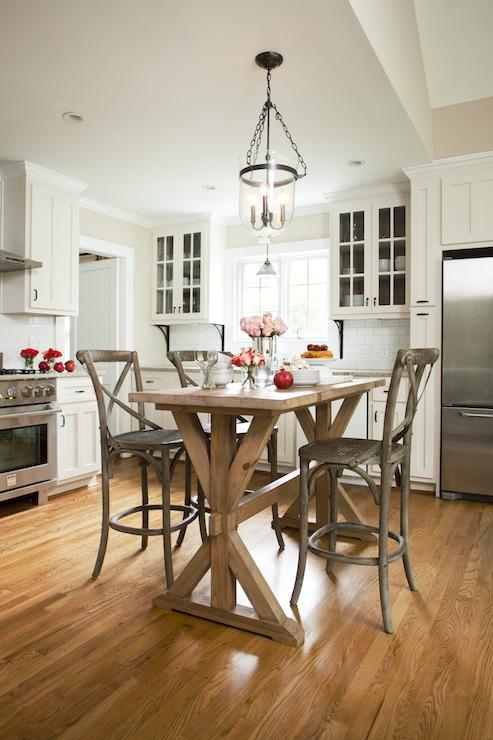 Shoji White by Sherwin Williams kitchen