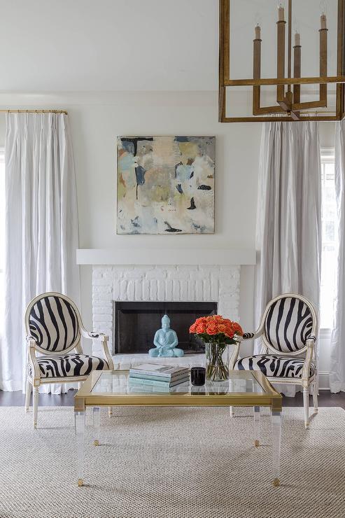 Shoji White by Sherwin Williams living room